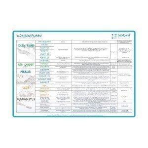 Mokyklų/vaikų darželių/dienos centrų higienos planas
